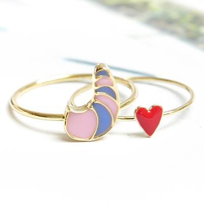 〔APM飾品〕 Gargle 愛麗絲仙境歷險戒指組  愛麗絲   妙妙貓