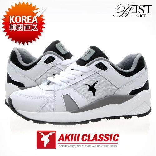 正韓 AKIII 慢跑鞋 EXID SJ 韓國品牌 情侶鞋 增高 鞋~TRACTION~W