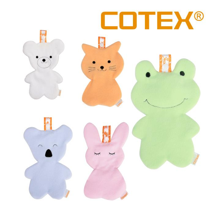 ~COTEX直營旗艦店~Sikaer動物 安撫巾^(安撫巾、口水巾、圍兜可參考^)