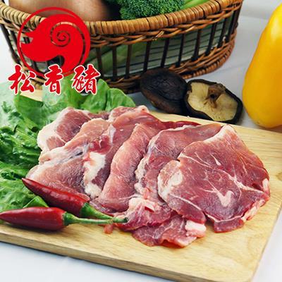 ~松香豬~前腿肉燒烤片1包^(200g 包^)