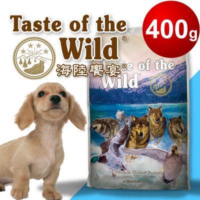 海陸饗宴Taste of the Wild‧荒野鴨肉火雞肉‧愛犬 400g