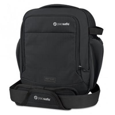 澳洲 PacSafe Camsafe Venture V8 相機防盜側背包 黑 肩背 相機