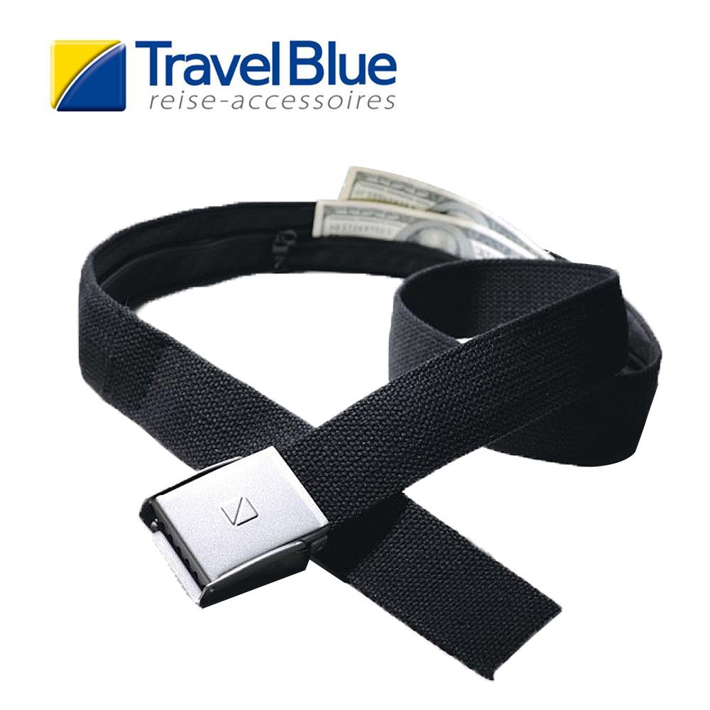 英國Travel Blue藍旅 防盜皮帶TB~710 露營│登山│戶外│旅遊│出國│休閒皮