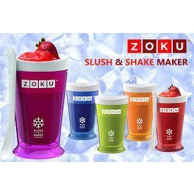 夏日 美國zoku 冰沙 奶昔製作杯.