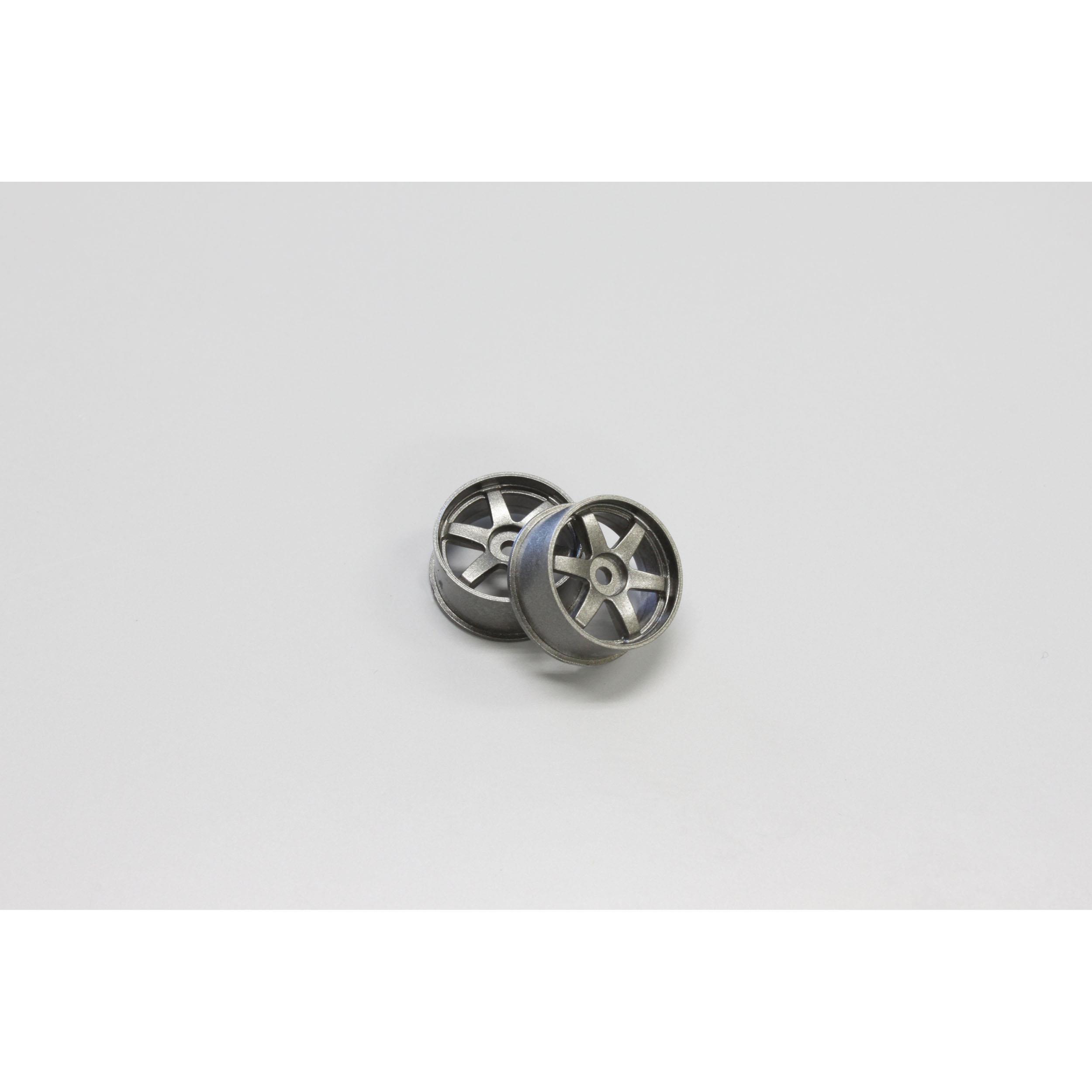 DNH001GM~19R Wheel Set  19  Rear  Gunmetal  2