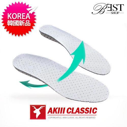 正韓 AKIII 鞋墊 透氣舒適 韓國品牌 情侶鞋 減壓鞋墊~INSOLE~C~