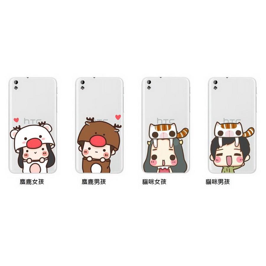 K M麋鹿貓咪情侶系列~IPHONE~4 4S 5 5S 6 6S 6PLUS 6SPLU