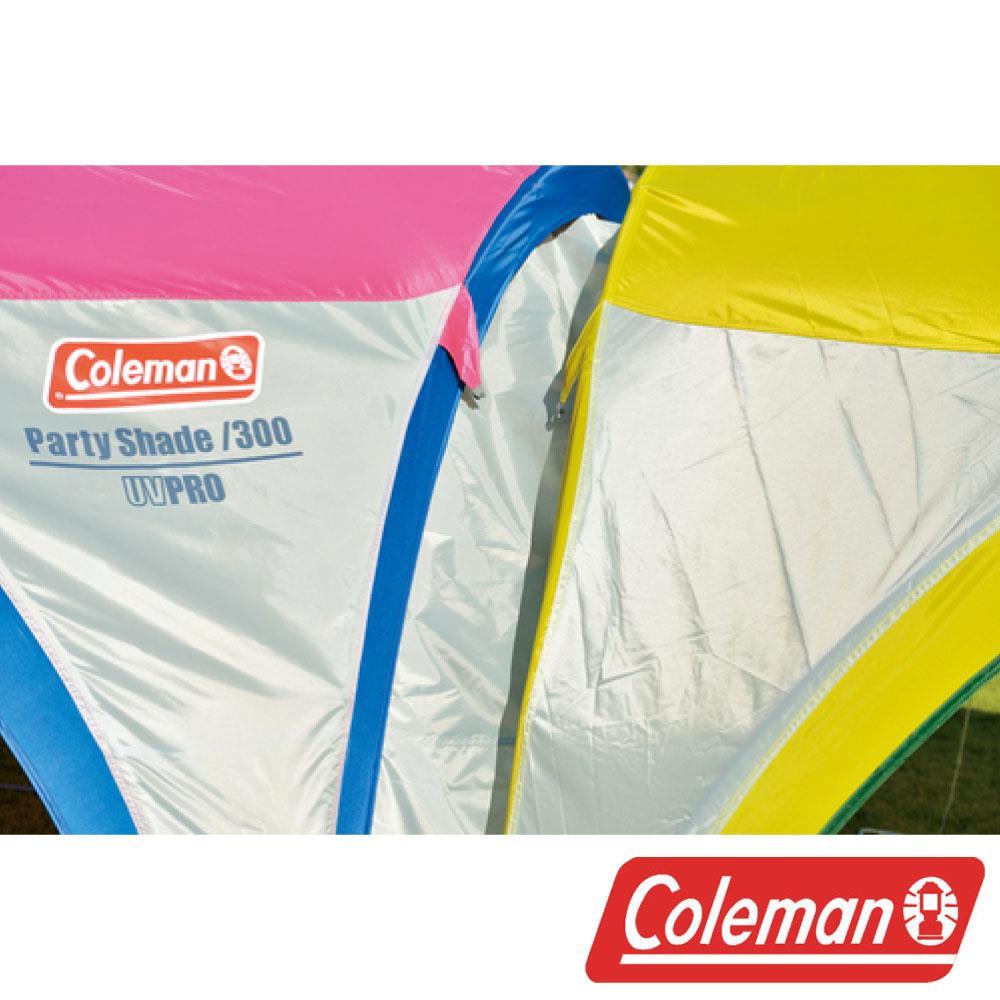 Coleman 派對延伸帳布 300 派對遮陽帳 戶外 露營 野餐 天幕帳 CM2885J