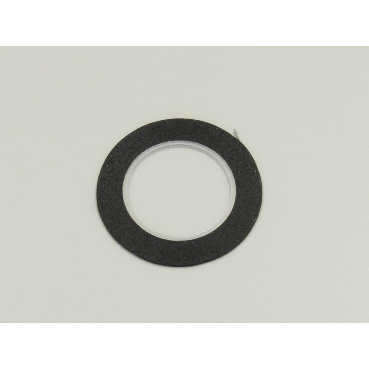 1843BK Micron Tape  2.5mm x 5m  Black