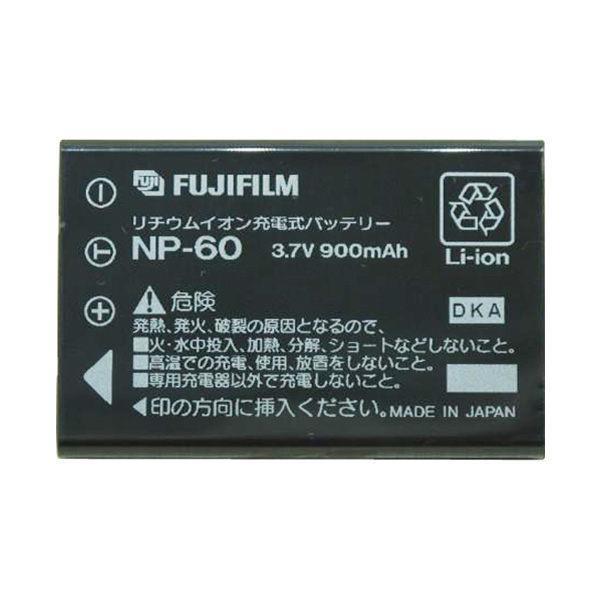 富士 FUJIFILM NP60 NP~60 電池~AFUAA8~