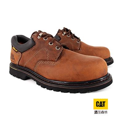 ~CAT~Mens RIDGEMONT STEEL TOE 鋼頭鞋系列~咖啡~708018