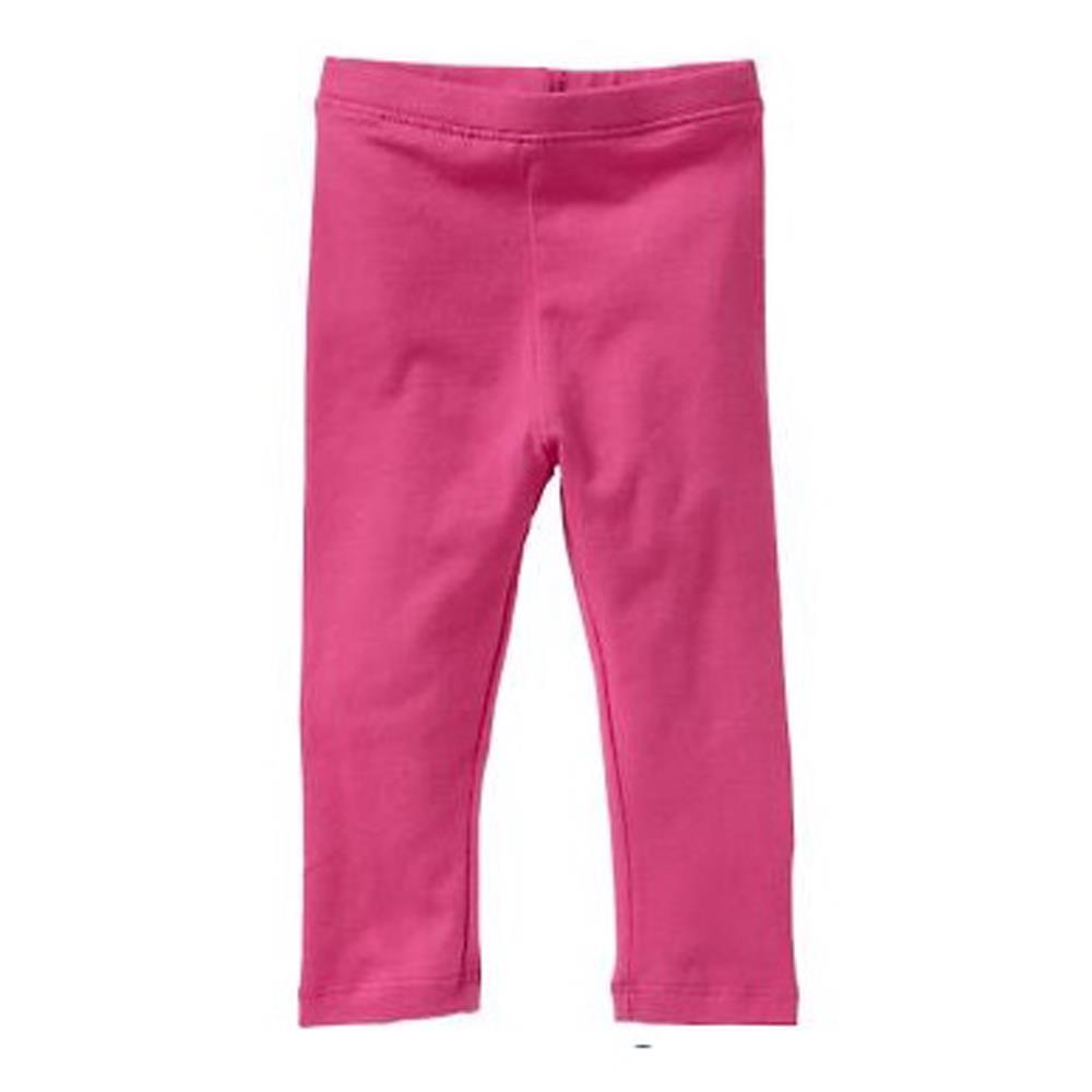 美國 Old Navy ^(GAP副牌^) 女 女嬰兒女寶寶 內搭褲居家褲外出褲棉褲長褲子