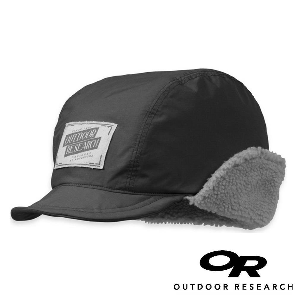 ~ OR ~Outdoor Research Saint 覆耳羊毛棒球帽 黑 登山|露營|