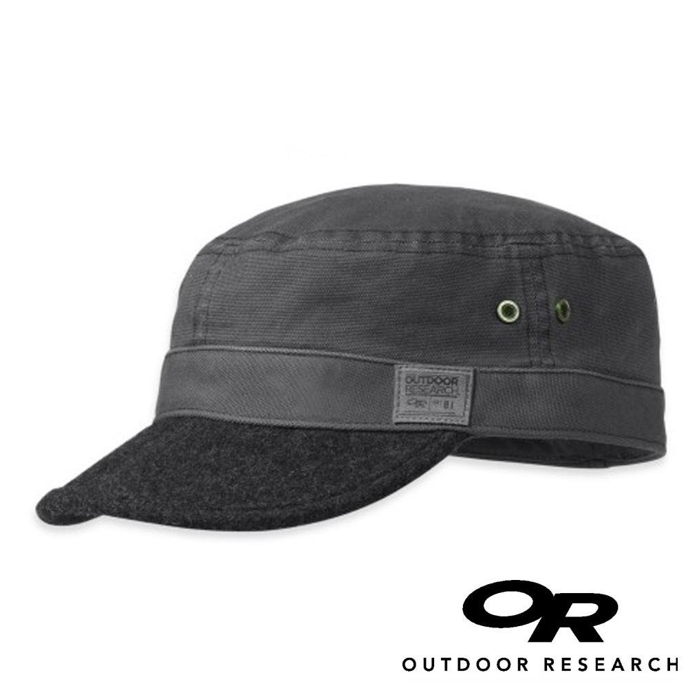 ~OR ~Outdoor Research Jam 保暖棒球帽 混羊毛 鐵灰 登山 露營 