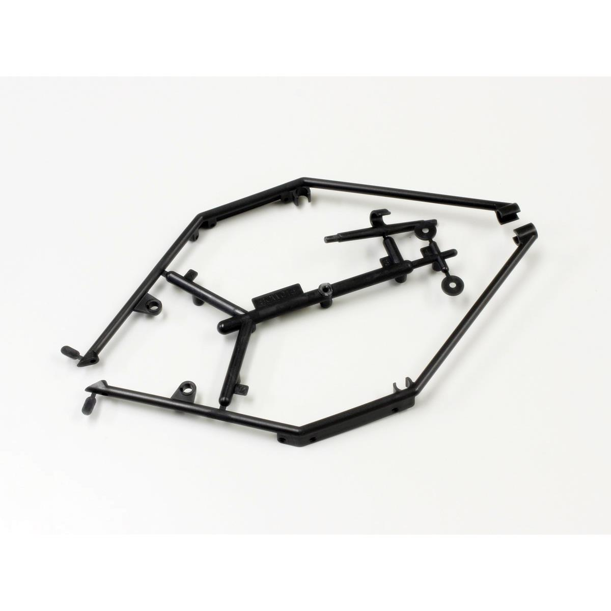 SCW015 Light Bucket Compatible Roll Cage Set