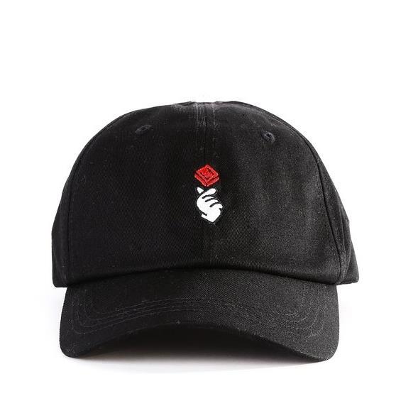 2016 RITE Logo品牌獨創| 老帽款 黑