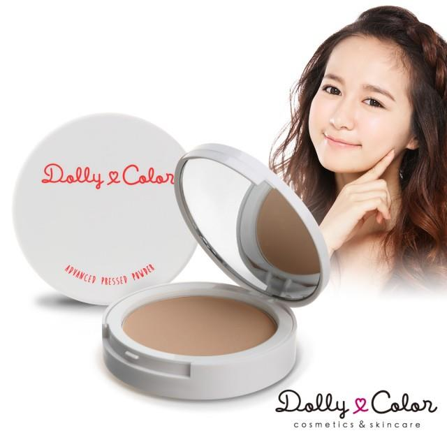 ~Dolly Color~傳明酸光透柔膚礦物粉餅 12g