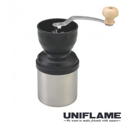 ~UNIFLAME~收納式手搖磨豆機^#U664070