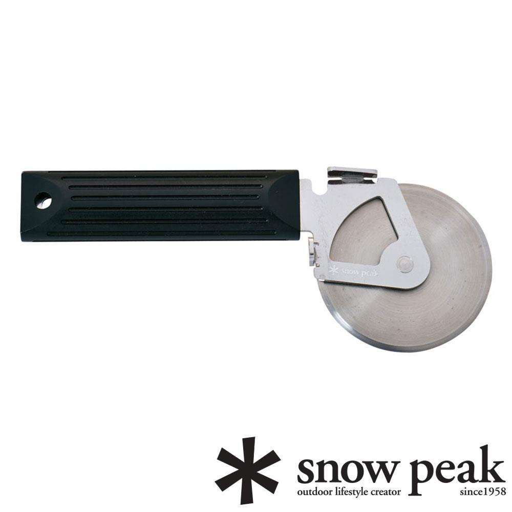 ~snow peak ~披薩輪刀 GK~025 滾刀.切刀.餐具.料理工具.攜帶
