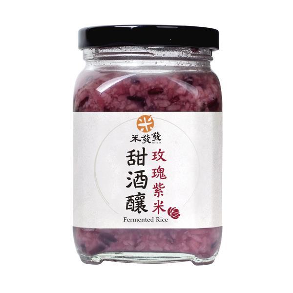 ~PEKOE ~ 米發發 玫瑰紫米甜酒釀  300g