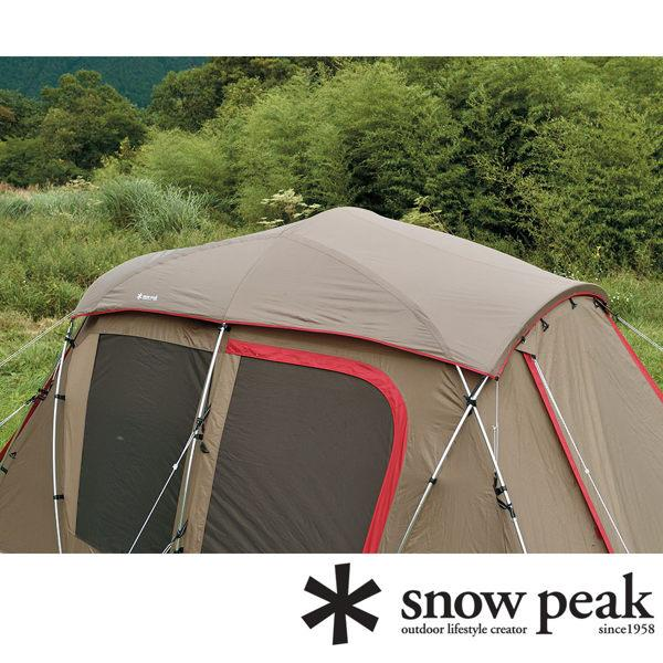~snow peak ~圓弧客廳帳 頂布 TP~640SR 帳篷.天幕帳.圓頂帳.營釘.營