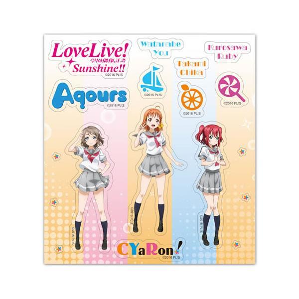 ~博英社~Love Live!Sunshine!~貼紙B