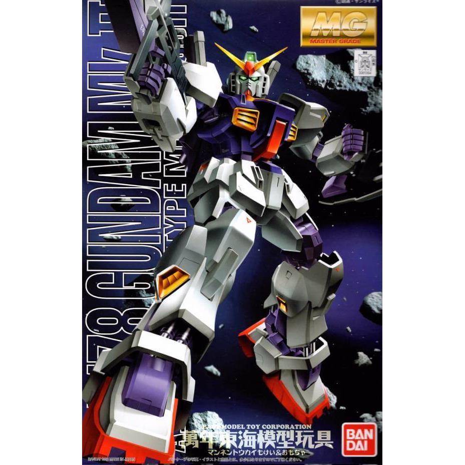 MG 1 100 鋼彈Mk~II 幽谷.ver RX~178 Gundam Mk~II 機