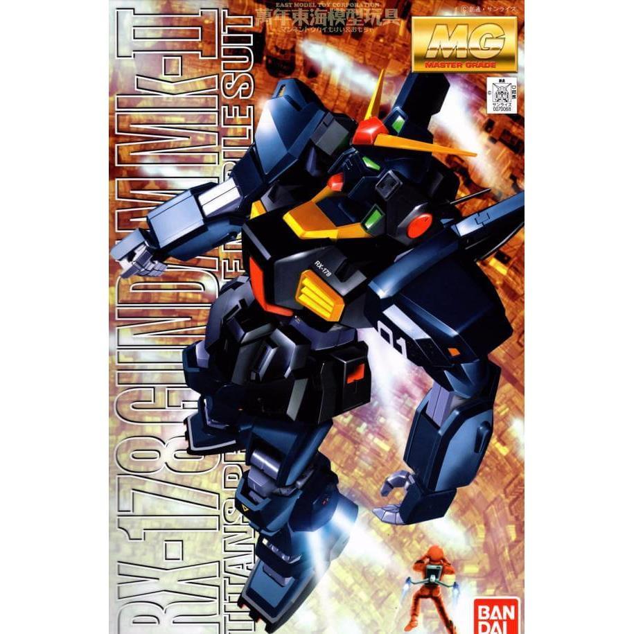 MG 1 100 鋼彈Mk~II 迪坦斯.ver RX~178 Gundam Mk~II