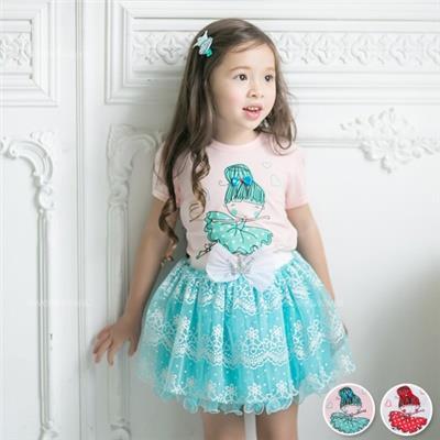 ~水娃娃 ~  製~丸子頭芭蕾舞女孩上衣 230186