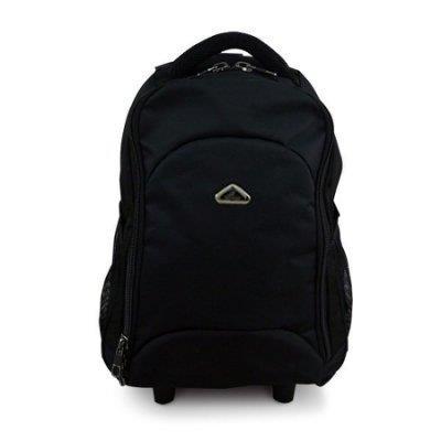 加賀皮件 WALLABY 小袋鼠 拉桿後背包 筆電包 16吋 多色 ^(黑邊 ^) HTK