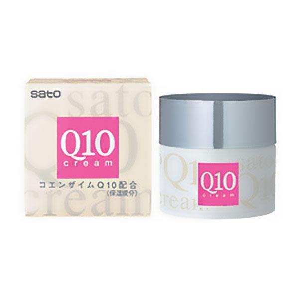 SATO佐藤 Q10精萃乳霜 35g