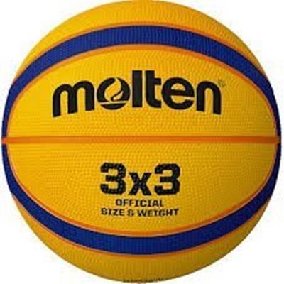 ~H.Y SPORT~MOLTEN FIBA 3X3 NEW SPORT 籃球 B33T3