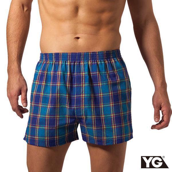 ~YG ~色織五片平口褲  混色 出貨  YS113~8888