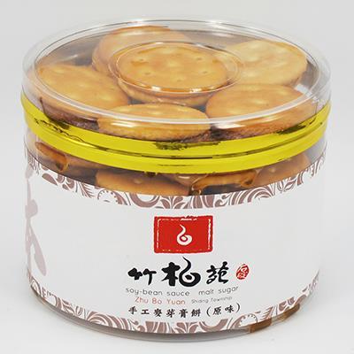 石碇竹柏苑~ 原味麥芽膏餅240g