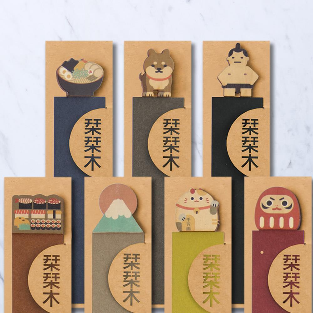 原印東京書籤 ~ 物件系列