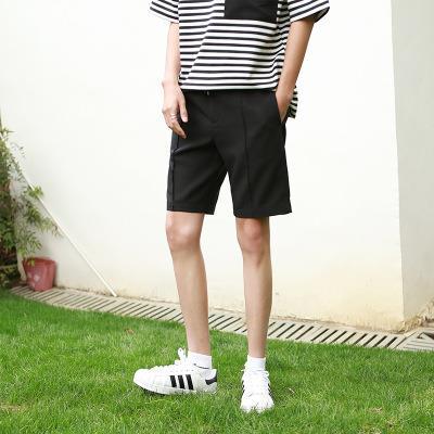 舒適薄款休閒西裝版短褲~MR09~