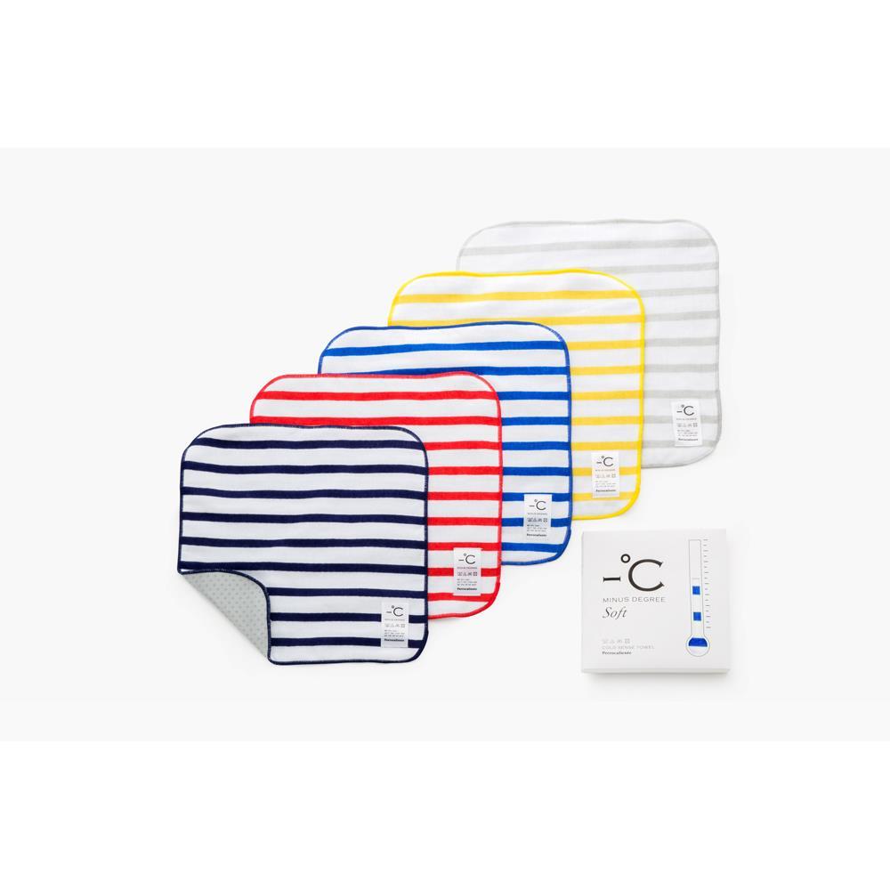京站~100 percent~~℃ MINUS DEGREE SOFT 降溫涼感手巾 -柔