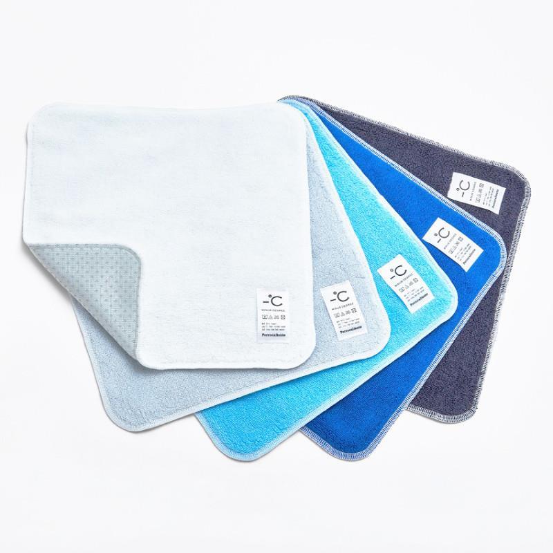 京站~100 percent~~℃ MINUS DEGREE 降溫涼感手巾