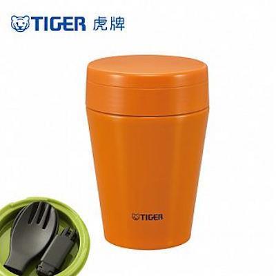^( 34折^)TIGER虎牌 380cc不鏽鋼真空食物罐^(MCC~C038~DC^)胡