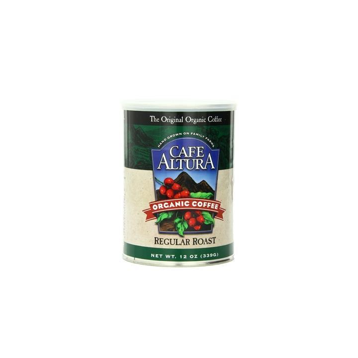 Cafe Altura 有機一般烘焙研磨咖啡粉