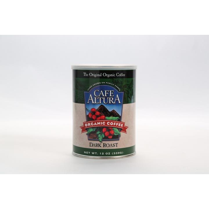 Cafe Altura 有機深度烘焙研磨咖啡粉