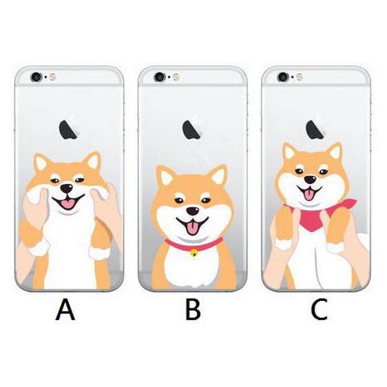 K M萌寵柴犬系列~IPHONE~4 4S 5 5S 6 6S 6PLUS 6SPLUS