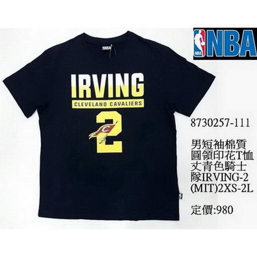 超越登山體育用品社 MLB NBA 美國大聯盟  8730257~111 夏男 短袖棉質圓