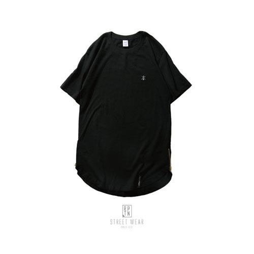 R.P.T.N 17S S Zipper Long T~Shirt ~ R.P.T.N 1