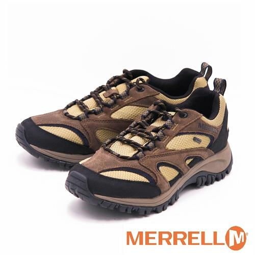 MERRELL GORE TEX 戶外防水鞋 女鞋~咖