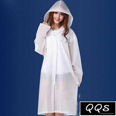 雨衣 戶外半透明男女登山雨披   H0067   ~ Magicman兄妹品牌QQS ~