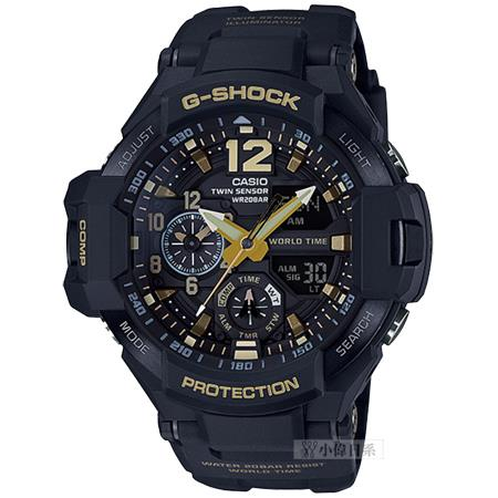 G~SHOCK GA~1100GB~1A CASIO 手錶 GA~1100GB~1ADR