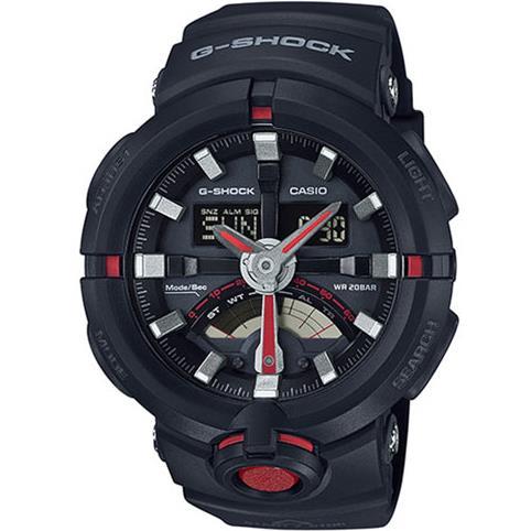 G~SHOCK GA~500~1A4 CASIO 手錶 GA~500~1A4DR
