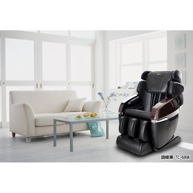 tokuyo TC~689 大師椅2代 3D~Master旗艦級全方位零重力按摩椅