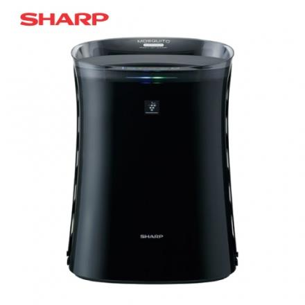 [SHARP 夏普]11.5坪 蚊取空氣清淨機~黑色 FU~GM50T FU~GM50T~